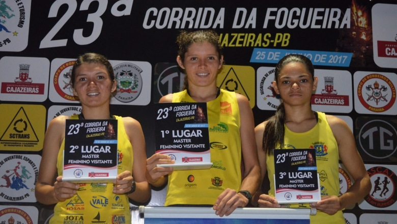 Prefeitura de Cajazeiras abre inscrições para a Corrida da Fogueira; premiação chega a quase R$ 5 mil